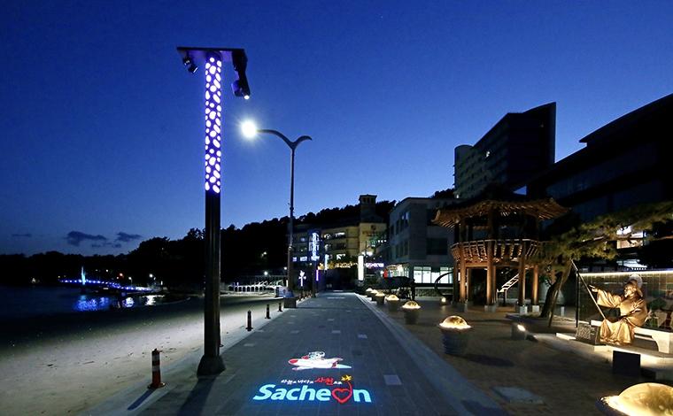 예능 1박2일 촬영장소 남일대해수욕장