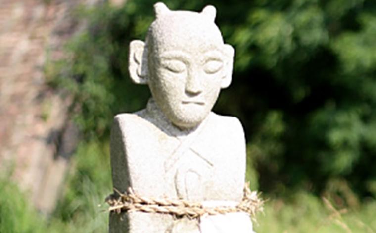 가산리 석장승